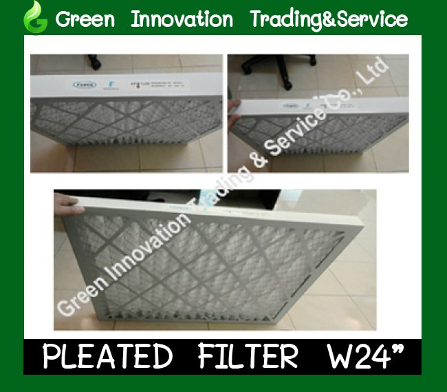 Pleated Filter 24""