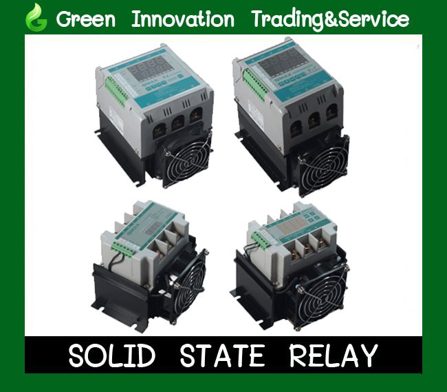 Solid State Relay/ Maxwell Three Phase SCR รหัสสินค้า GLM018